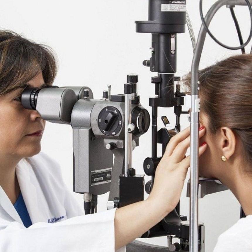 Jornada gratuita de detección de glaucoma