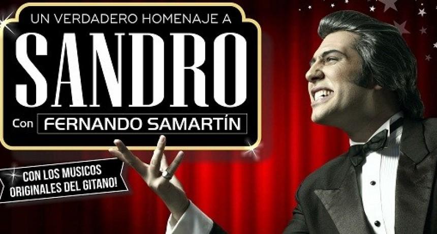 Homenaje a Sandro:
