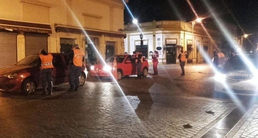 Continúan los controles de nocturnidad en Luján