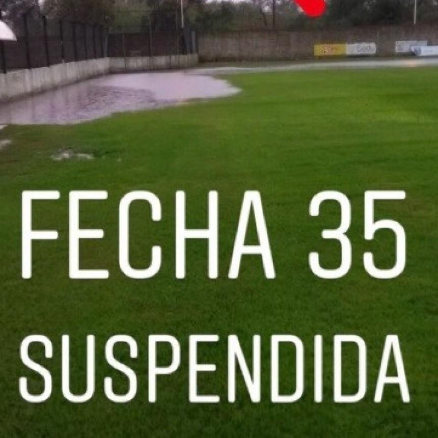 Suspendieron el partido de Luján - Deportivo Merlo