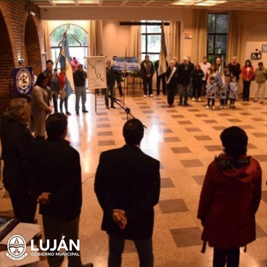 36º Aniversario del hundimiento del A.R.A General Belgrano