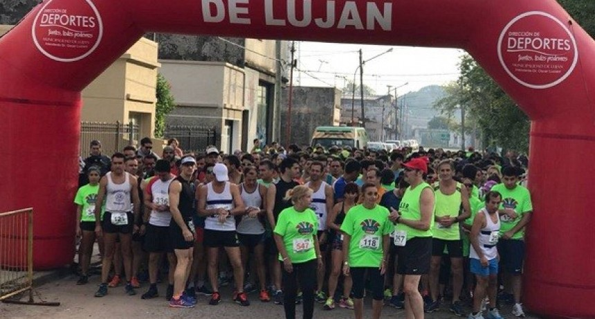 Gran concurrencia en la Maratón