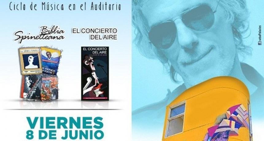 Homenaje a Luis Alberto Spinetta en el Museo de Bellas Artes