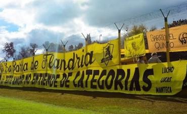 Flandria festejó la permanencia en la B Nacional
