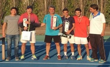 Gran balance de un nuevo torneo de tenis en Everlinks