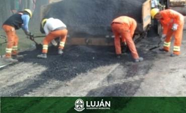 Finalizó la repavimentación de la calle Criado Alonso