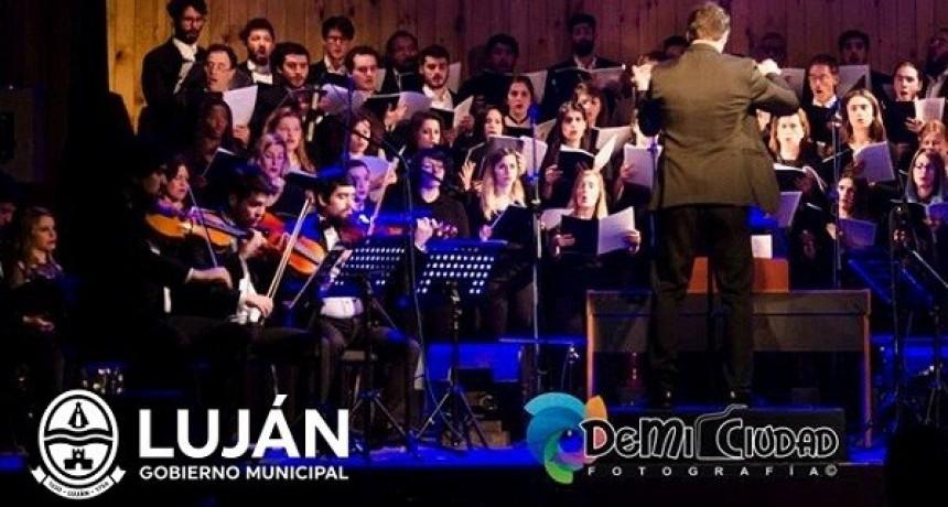El Coro Municipal representó a Luján en un Encuentro Internacional