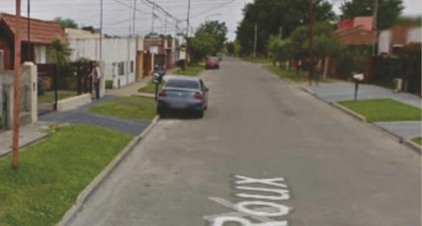 Más cambios de sentido en calles del barrio Sarmiento