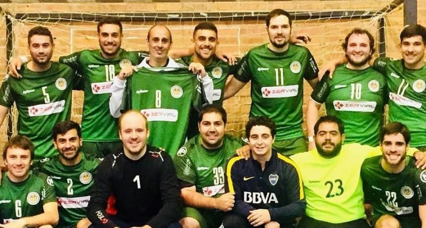 Handball: UNLu C sigue luchando por el ascenso