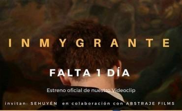 Sehuyén y Abstraje Films presentaron su nuevo videoclip: