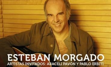 Esteban Morgado se presentará en el Teatro Municipal a beneficio de la Fundación Conín