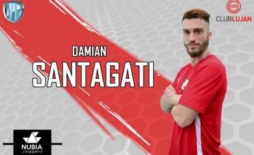 Damián Santagati: