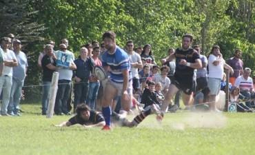 Luján Rugby Club encontró la victoria en la última pelota