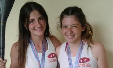 Medallas y emociones para El Timón en los Panamericanos de Canotaje