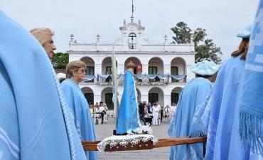 Celebraron el 262º aniversario de la creación de la Villa de Luján