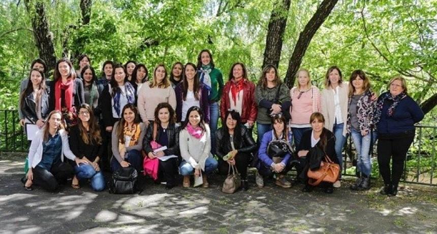 Jornada Regional de Fortalecimiento de Equipos de Género