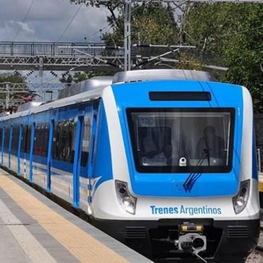 Una semana sin trenes en Luján