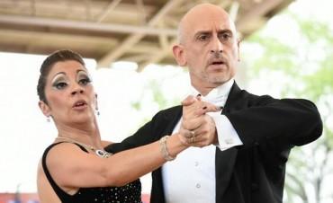 Por primera vez en Luján, Competencia de Bailes de Salón