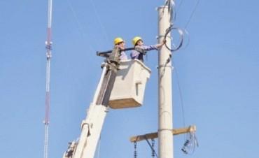El jueves, corte del servicio eléctrico