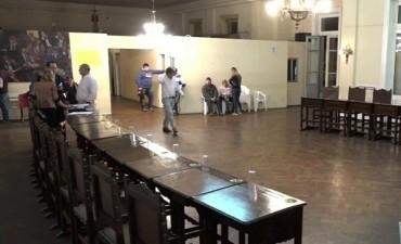 Acta de compromiso de los concejales de Unidad Ciudadana - PJ