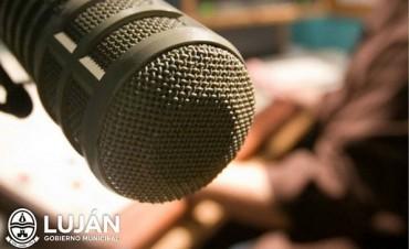 Taller de radio en la Subdirección de Discapacidad