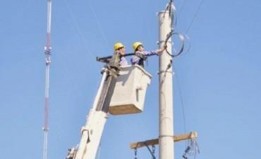 Corte del servicio eléctrico en la mañana del viernes