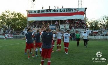 Argentino de Quilmes le arrebató el triunfo a Luján