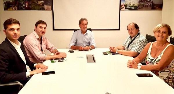 Acuerdo entre el Municipio de Luján y el CEAMSE
