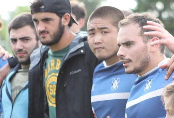 Ignacio Brancatto y Ricardo Park, los capitanes del LRC