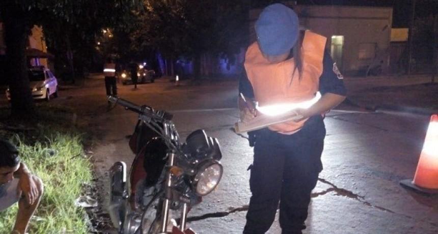 Continúan los controles nocturnos en Luján