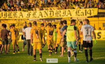 Flandria sigue sin ganar de local