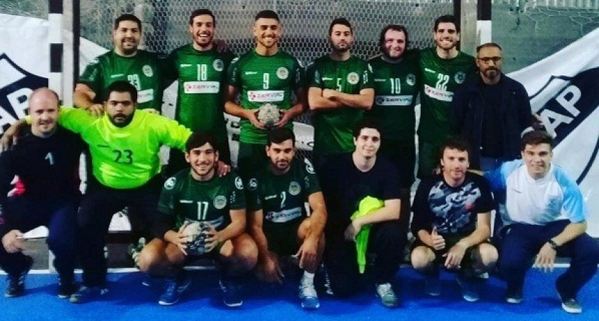 Handball: UNLu C comenzó el torneo con victoria en Platense