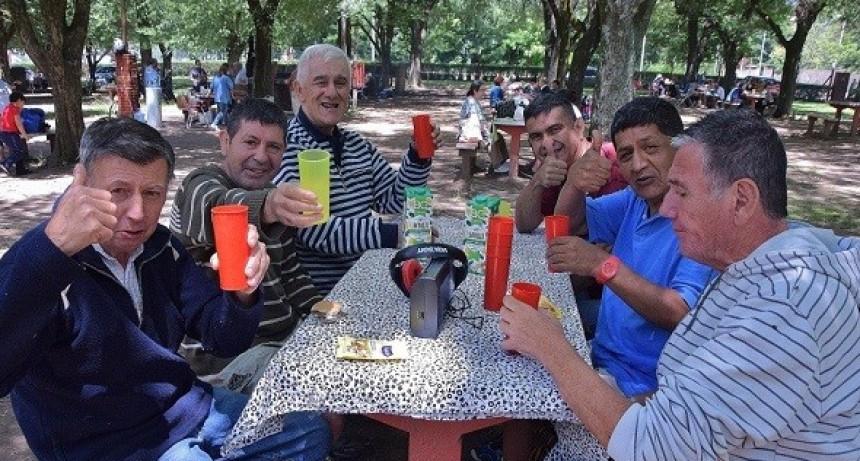 Actividades para los adultos mayores de Luján