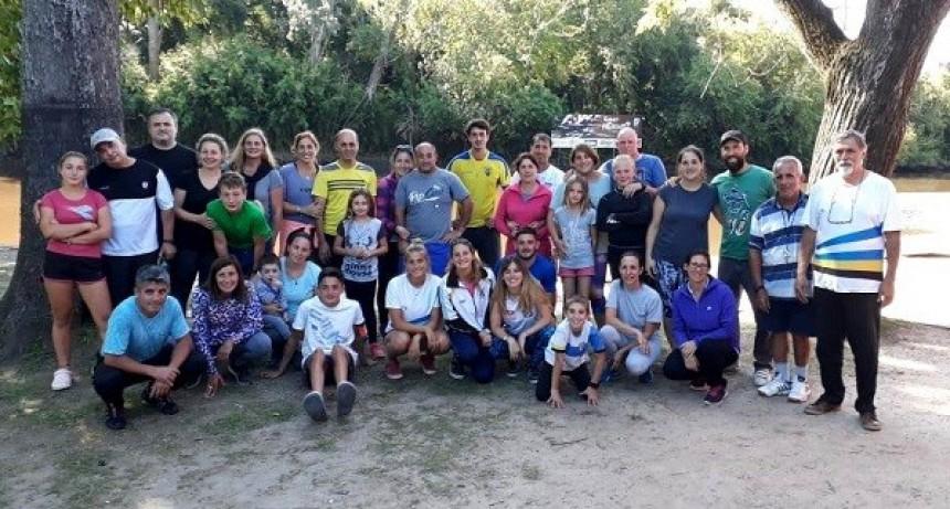 Fecha récord para El Timón en el Provincial de Canotaje