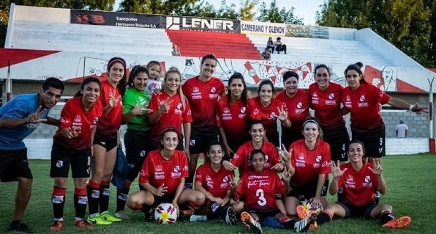 Fútbol Femenino, persevera y triunfaras