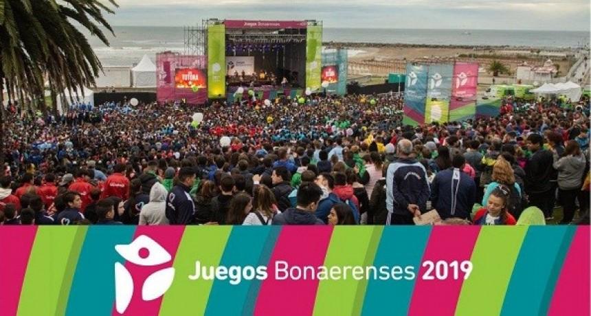 Está abierta la inscripción para los Juegos Bonaerenses 2019