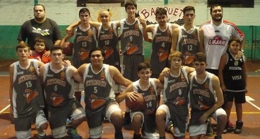 Saldo positivo para el básquet de UNLu Ateneo
