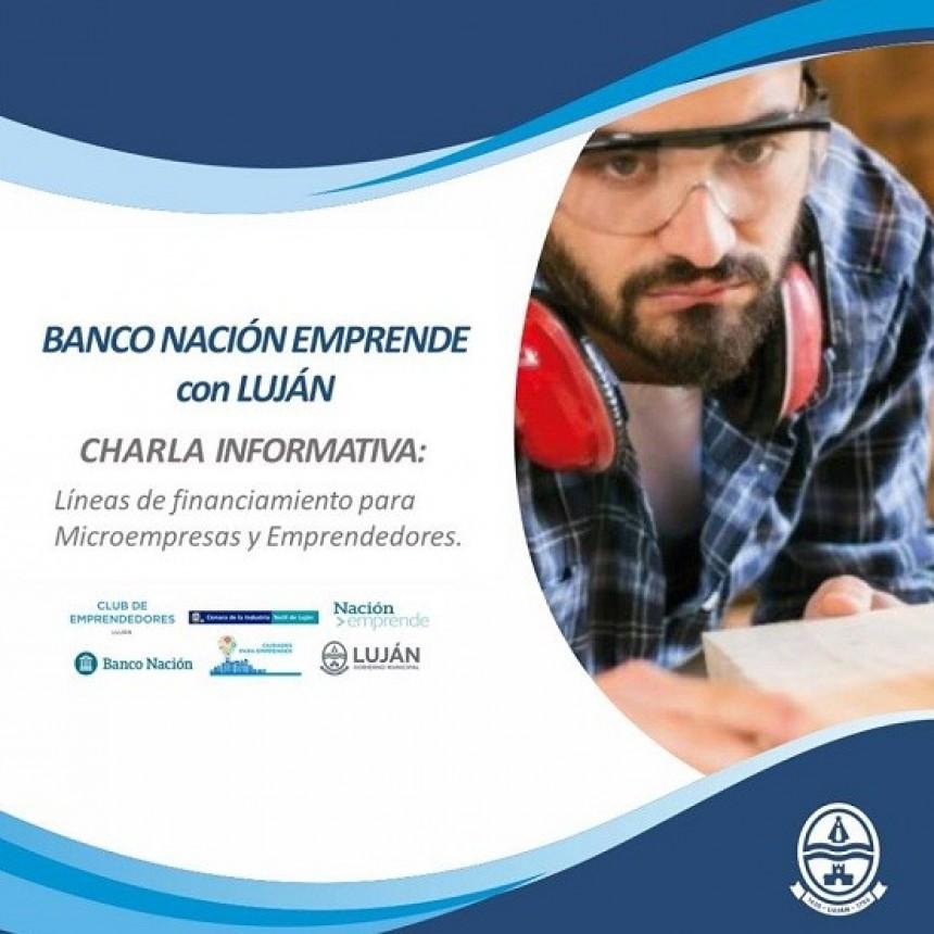 Banco Nación emprende con Luján