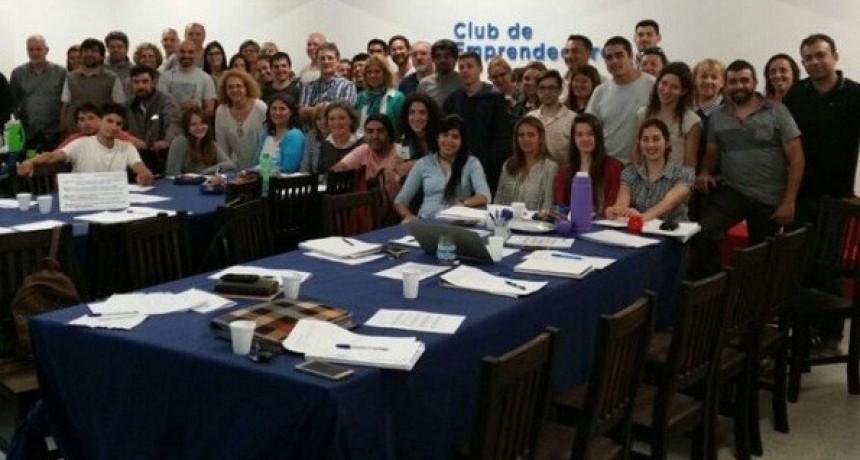 Club de Emprendedores: Primera capacitación del año