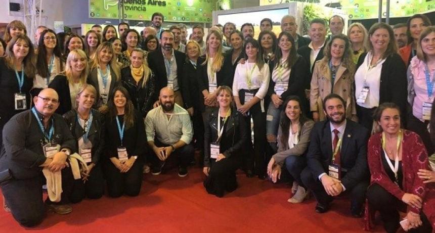 Luján, presente en la Expoeventos 2019
