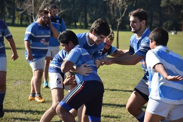 Jornada especial en el Luján Rugby Club