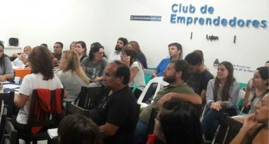 Nuevo taller del Club de Emprendedores de Luján