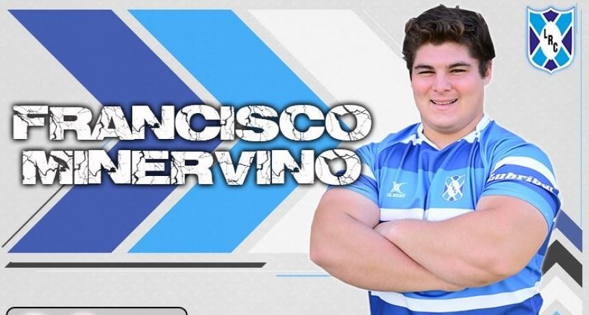Francisco Minervino jugará el Mundial con Los Pumitas