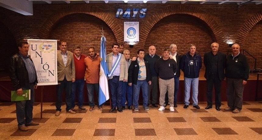 Realizaron el acto por el Día del Ex combatiente lujanense