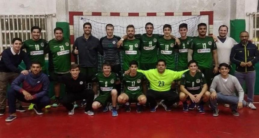 Handball: UNLu C se acomoda a la nueva categoría