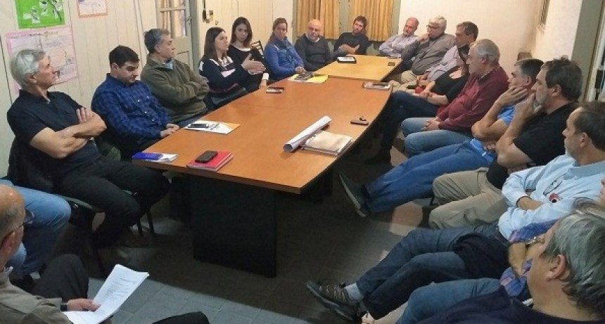La Agencia de Desarrollo realizó una nueva reunión