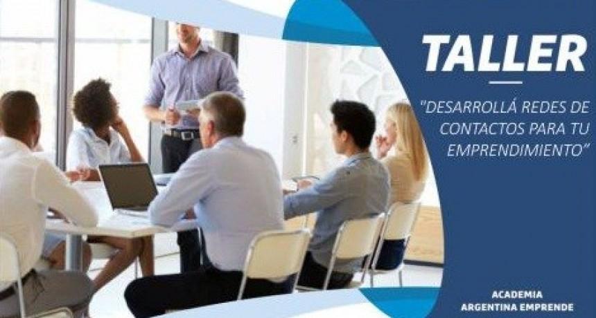 Nuevo taller del Club de Emprendedores