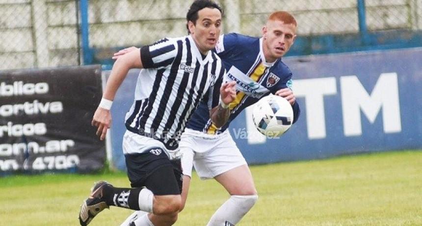 Sergio Salomone es nuevo delantero de Luján