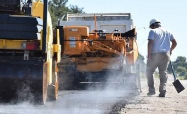 Asfaltarán casi 30 cuadras en los barrios Universidad y Villa del Parque