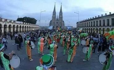 Realizaron el segundo Encuentro de Murgas de Luján